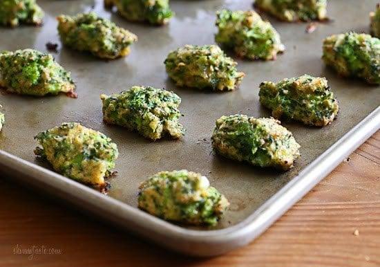 Broccoli and Cheese Tots Skinnytaste