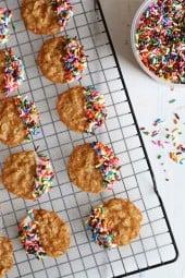 white-chocolate-funfetti-oatmeal-lace-cookies