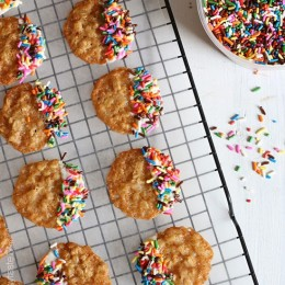 white-chocolate-funfetti-oatmeal-lace-cookies