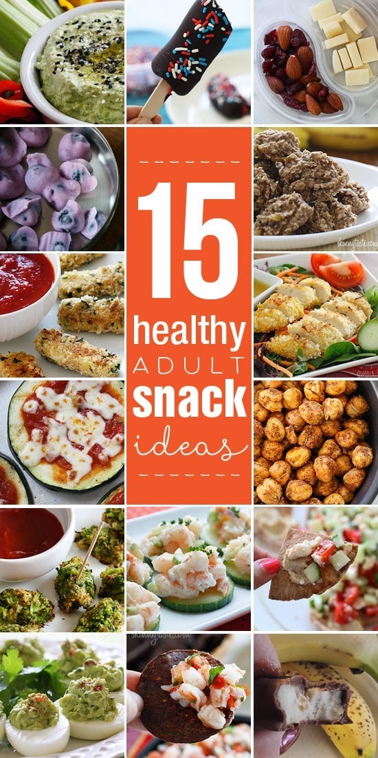 15 healthy adult snacks skinnytaste 15 healthy adult snacks forumfinder Images