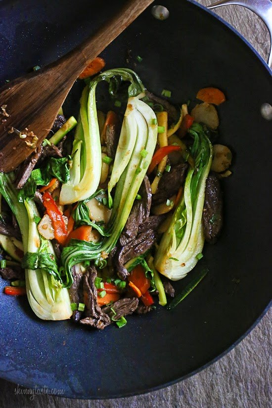 Keto Beef Recipes Stir Fry