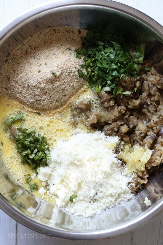 Eggplant Meatballs Recipe Food Network