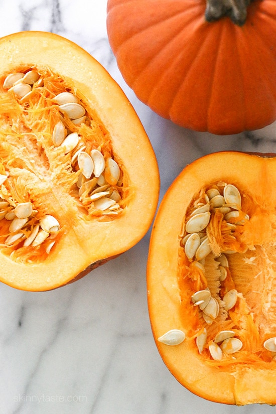 Smoky BBQ Spiced Pumpkin Seeds – a healthy, low calorie snack