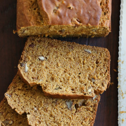 pumpkinbananapecanbread