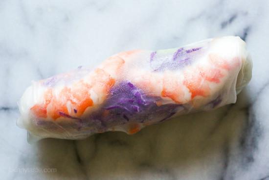 Shrimp Spring Rolls With Hoisin Dipping Sauce Recipes — Dishmaps