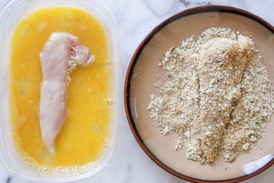 pickle juice brined baked chicken tenders-2