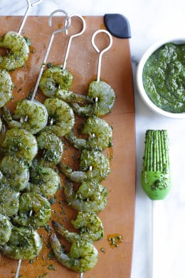 Chermoula is a sauce, similar to a pesto, used in North African ...