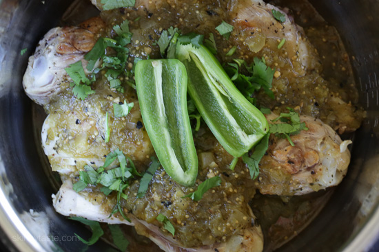 An easy Mexican-inspired chicken dish made with just a few ingredients!