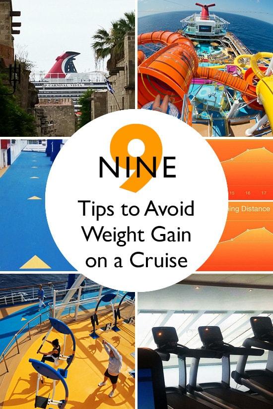 9 Helpful Tips To Avoid Weight Gain On A Cruise Skinnytaste