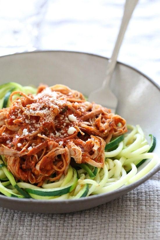 Italian Pulled Pork Ragu Instant Pot Slow Cooker Stove Skinnytaste