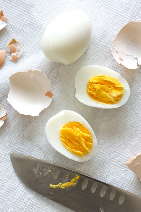 Having hard boiled eggs on hand for quick breakfast on the go or to add to salads and sandwiches makes busy weekdays so much easier. This foolproof stove top method for boiling eggs every time.