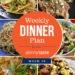 Skinnytaste Dinner Plan (Week 78)