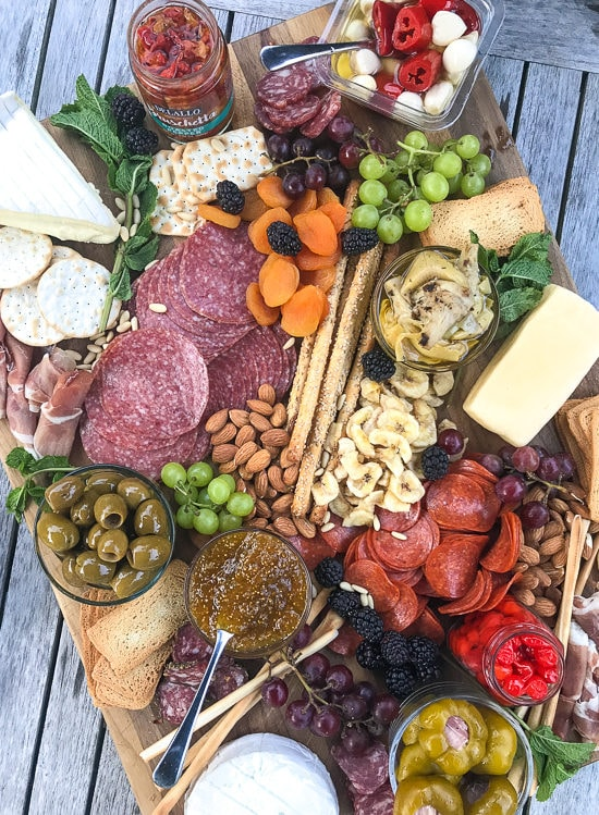 How To Make An Epic Charcuterie And Cheese Board Skinnytaste
