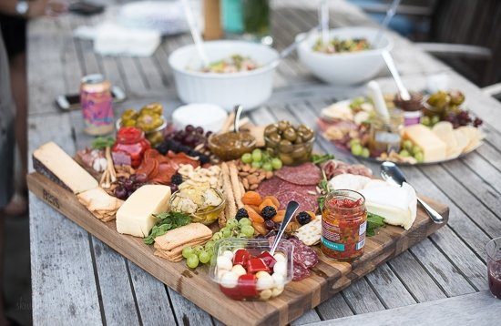 Meat and cheese boards are my go-to for super chill no stress summer & How To Make an Epic Charcuterie and Cheese Board | Skinnytaste
