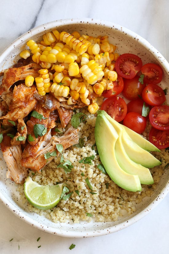 Whole 30 Mexican Bowl