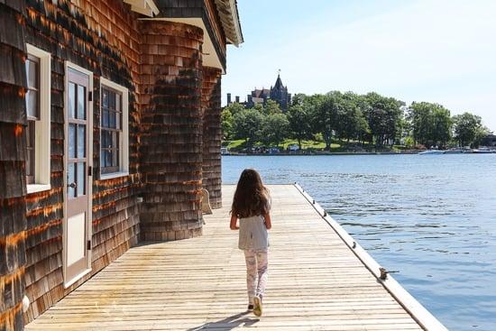 Boldt Yacht House