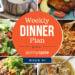Skinnytaste Dinner Plan (Week 97)