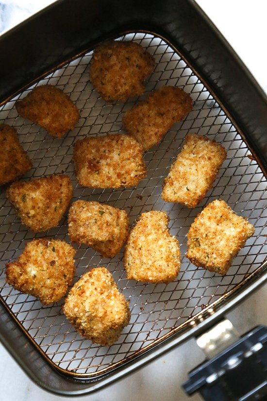 Air Fryer Chicken Nugget Recipe