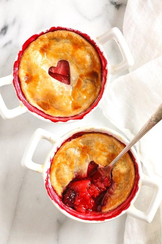 Mixed Berry Pie | Skinnytaste