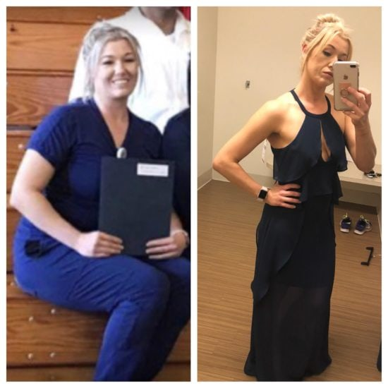 I am thrilled to share another Skinnytaste weight loss story!