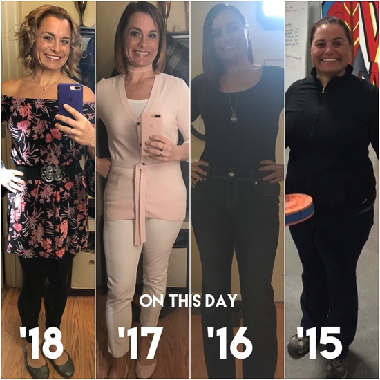 Weight Loss Success Stories: Johanna Halosz - Skinnytaste