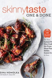 Skinnytaste One and Done Cookbook