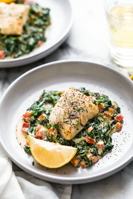 Flounder Fish Recipes Pan Seared