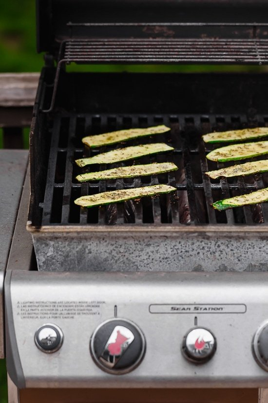 How To Make Perfect Grilled Zucchini