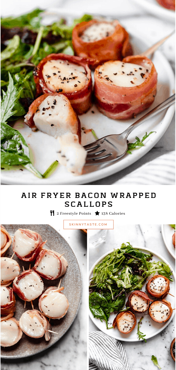 Air Fryer Scallops Recipe