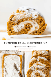 Thanksgiving Pumpkin Roll Recipe