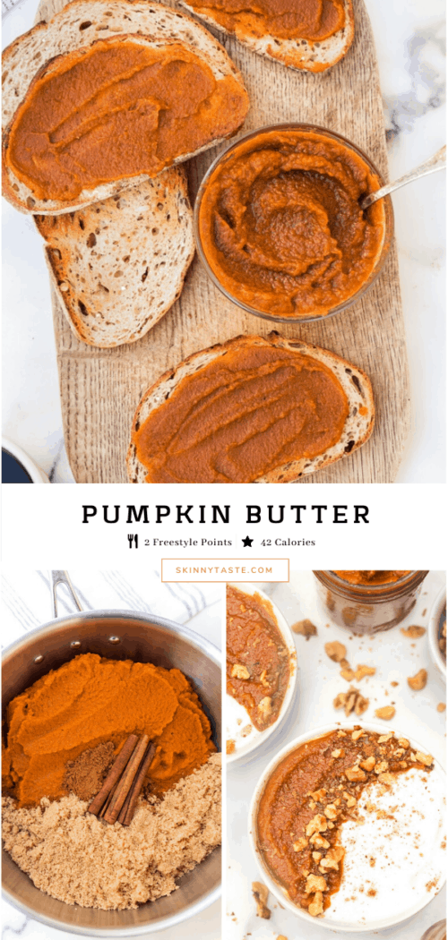 Pumpkin Butter Recipe
