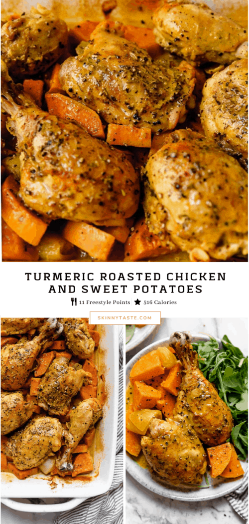 Roasted Chicken and Potatoes Recipe