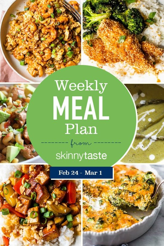 Weight loss diet 7-Day Weight-Loss Meal Plan (February 24-March 1) thumbnail