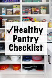 A list of pantry staples you should always keep stocked to whip up a meal without a trip to the grocery store.