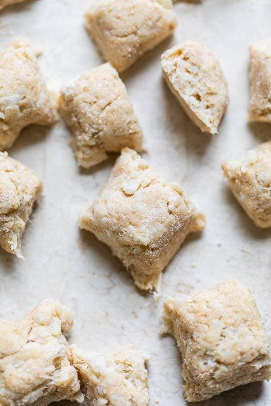 Home.fit Cauliflower-Gnocchi-4 Cauliflower Gnocchi Recipe - Skinnytaste
