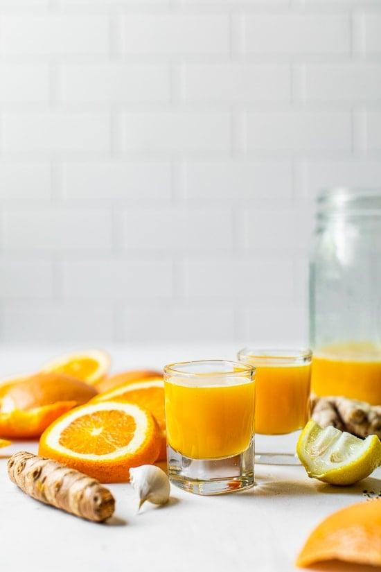 Citrus Immunity Shot
