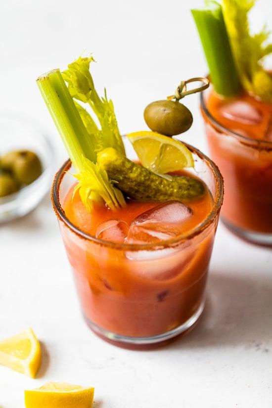 Virgin Bloody Mary Recipe Skinnytaste