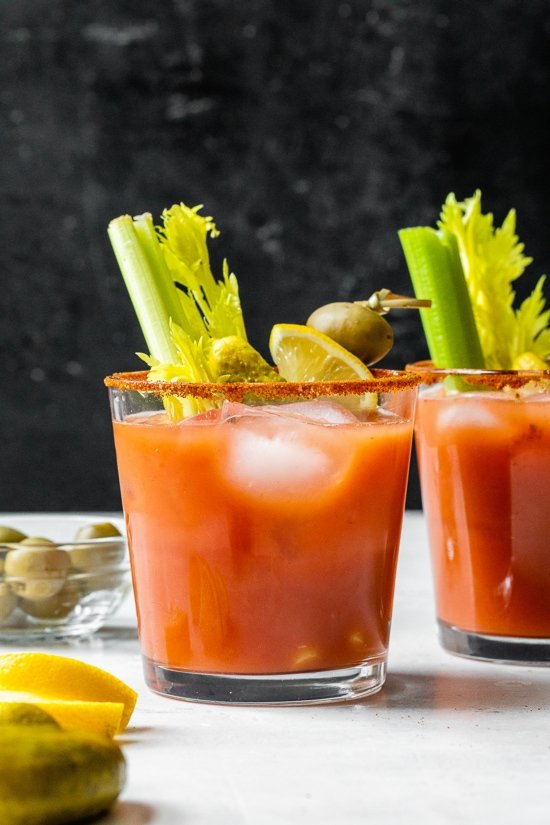 Virgin Bloody Mary Recipe Skinnytaste