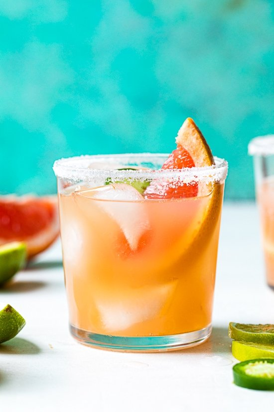paloma mocktail