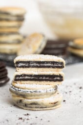"""Fried"" Oreo Thins"