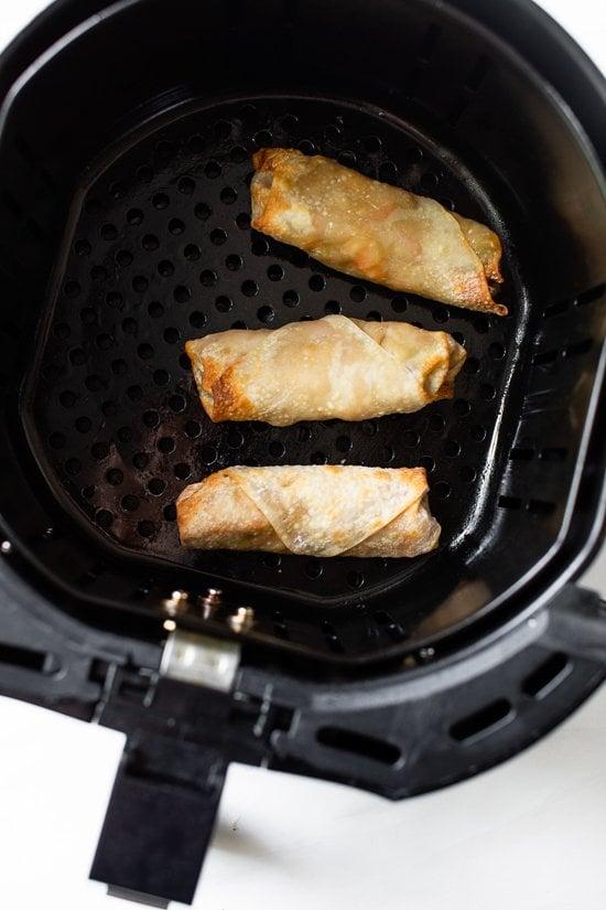 air fryer egg roll