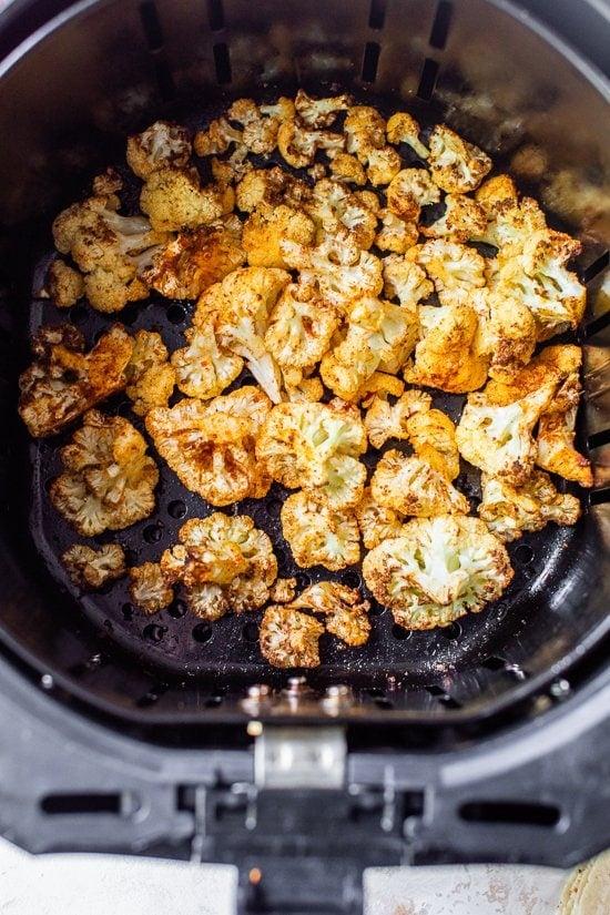 cauliflower in the air fryer